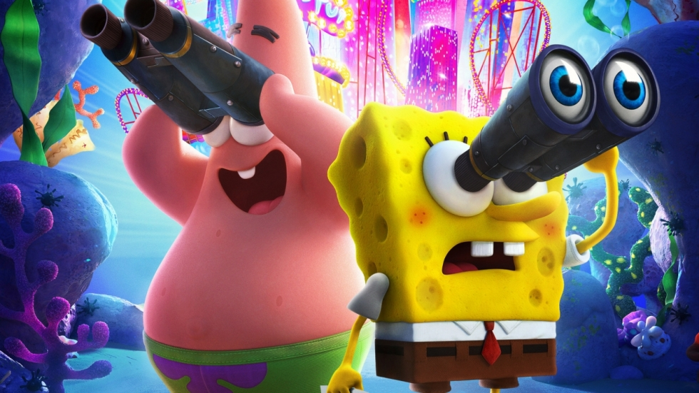 Opvallende cameo Keanu Reeves in trailer 'The SpongeBob Movie 3'!