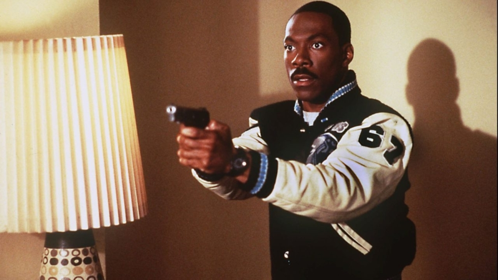 'Beverly Hills Cop 4' met Eddie Murphy gaat naar Netflix!