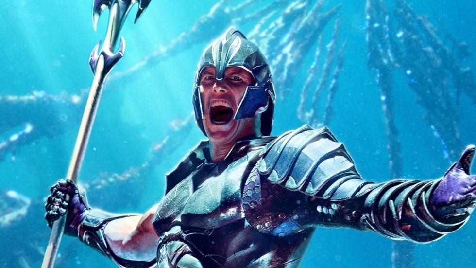 Schurk Ocean Master terug in 'Aquaman 2'?