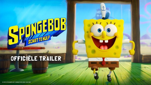 The SpongeBob Movie: Sponge on the Run trailer NL