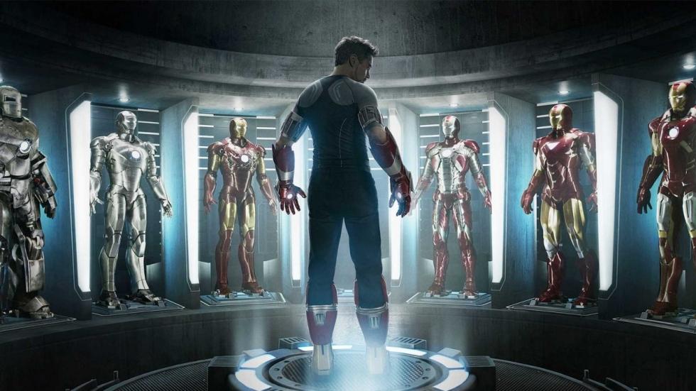 'Iron Man 3' is Marvels eerste officiële kerstfilm