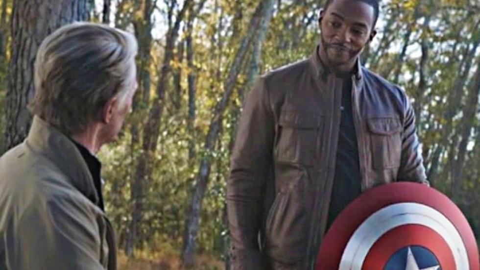 Anthony Mackie (Avengers: Endgame) over het opvolgen van Captain America