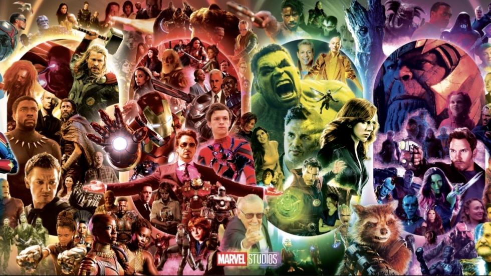 Welke vijf nieuwe films heeft Marvel Studios aangekondigd?