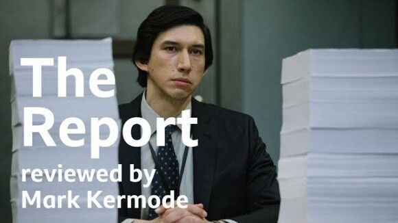 Kremode and Mayo - The report reviewed by mark kermode