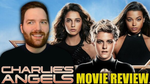 Chris Stuckmann - Charlie's angels - movie review