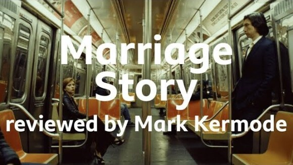 Kremode and Mayo - Marriage story reviewed by mark kermode