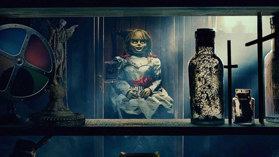 Blu-ray review 'Annabelle Comes Home' - 7e deel in het MCU van het horrorgenre!
