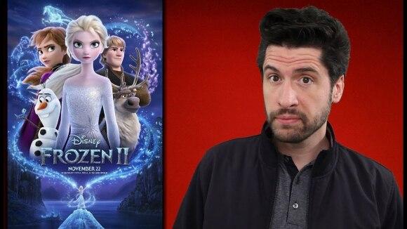 Jeremy Jahns - Frozen 2 - movie review