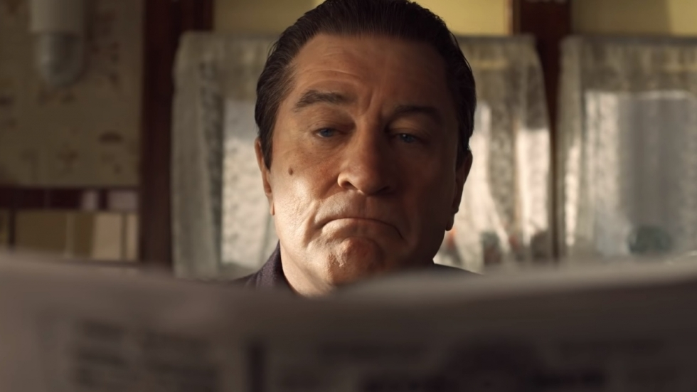 Strakke en allerlaatste trailer 'The Irishman'