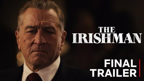 The Irishman final trailer