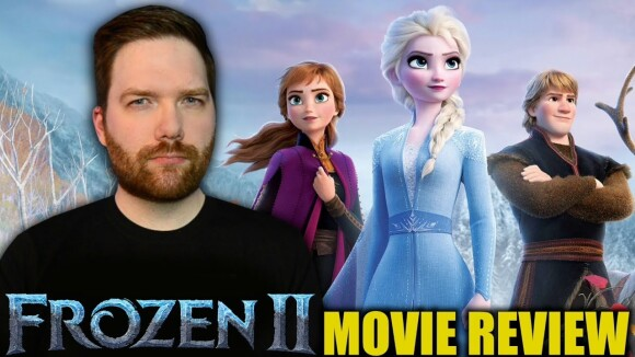 Chris Stuckmann - Frozen ii - movie review