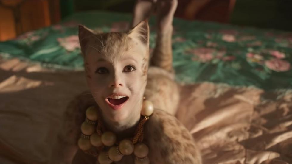 $300 miljoen kostende 'Cats' komt met nieuwe trailer!