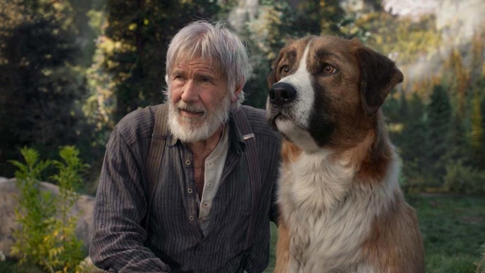 Eerste trailer 'The Call of the Wild' met Harrison Ford en een heldhaftige hond