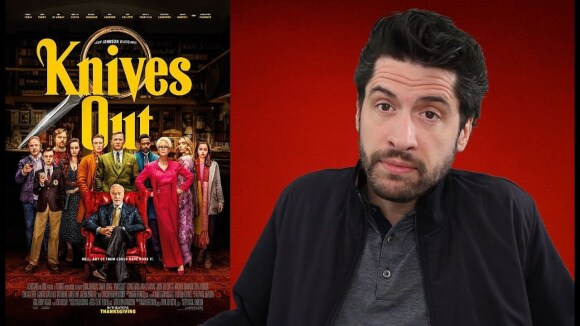 Jeremy Jahns - Knives out - movie review