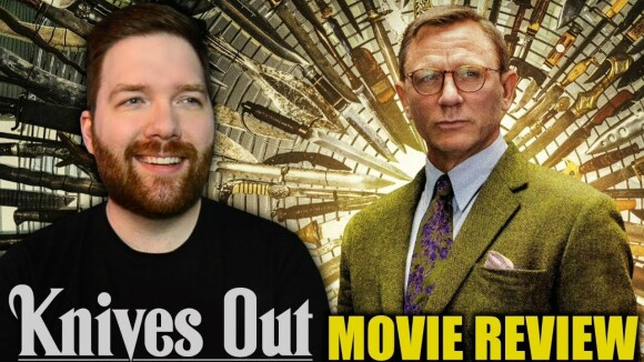 Chris Stuckmann - Knives out - movie review