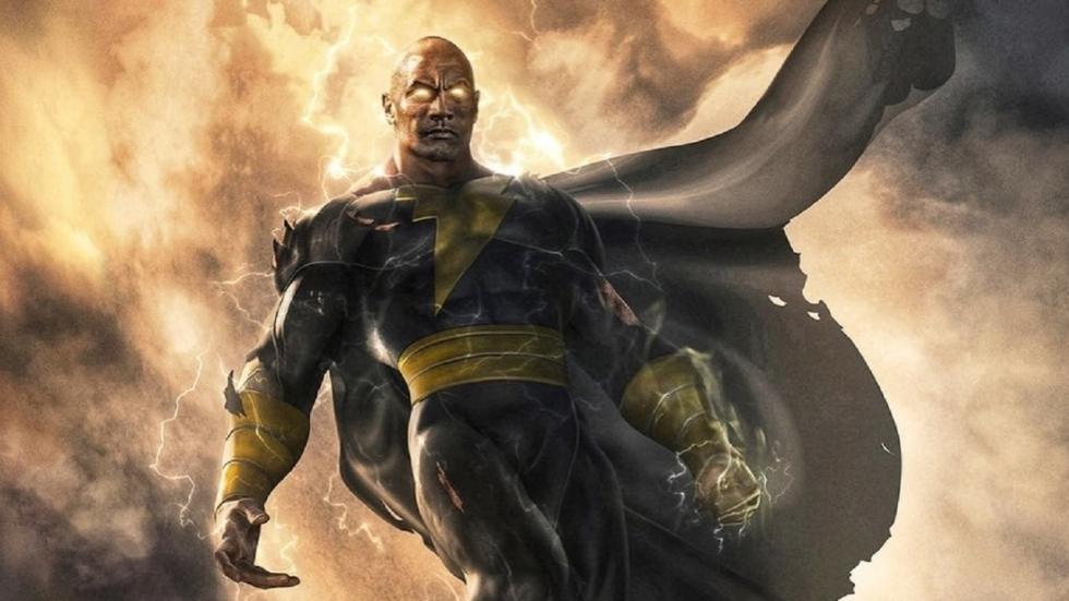 'Justice Society of America' in DC-film 'Black Adam' met The Rock!