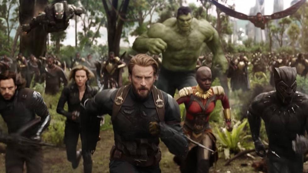 Verwijderde scène Hulk uit eindgevecht 'Avengers: Infinity War' onthuld