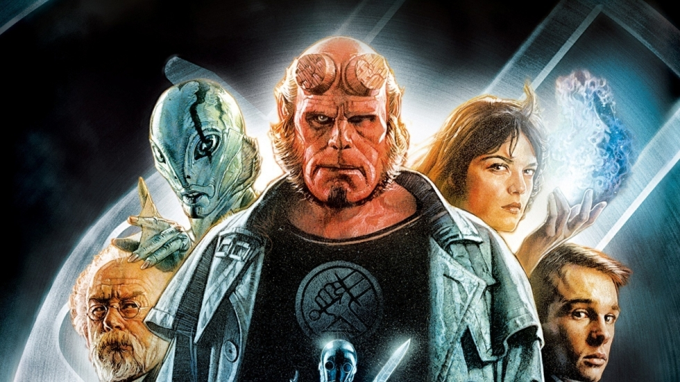 Blu-ray review 'Hellboy' - Coole uitgave voor 2004-film met Ron Perlman!