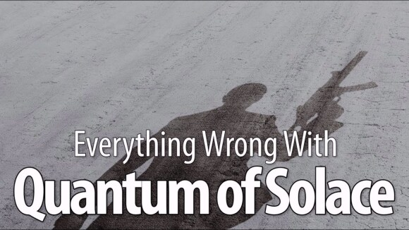 CinemaSins - Everything wrong with quantum of solace - redux