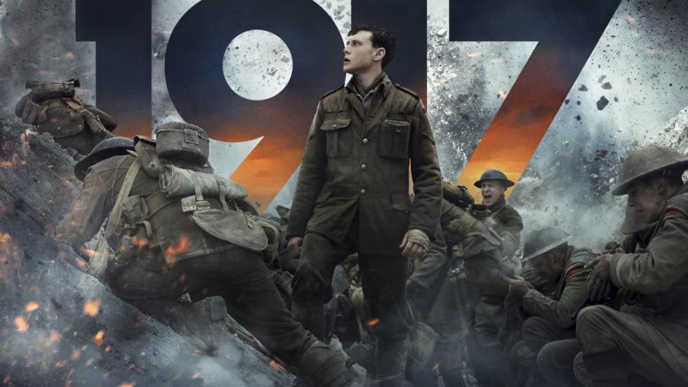 Eerste reacties oorlogsfilm '1917' van Sam Mendes