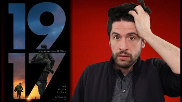 Jeremy Jahns - 1917 - movie review