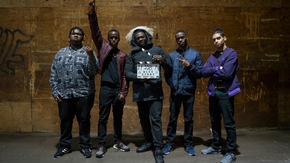 Gangsterfilm 'Blue Story' na bruut geweld bezoekers uit Engelse bioscopen