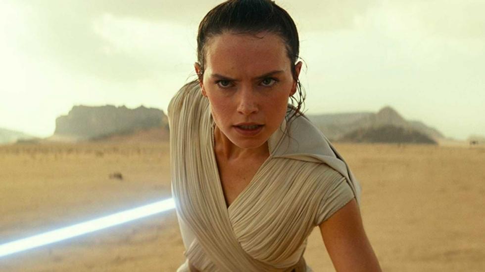 Daisy Ridley (Rey) rapt de 'Star Wars'-saga!