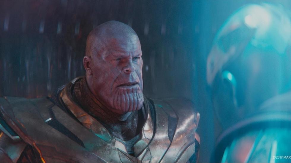 Ongebruikte tiener Thanos voor 'Avengers: Infinity War' onthuld