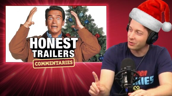 ScreenJunkies - Honest trailers commentary | jingle all the way