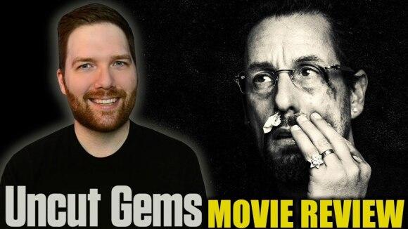Chris Stuckmann - Uncut gems - movie review