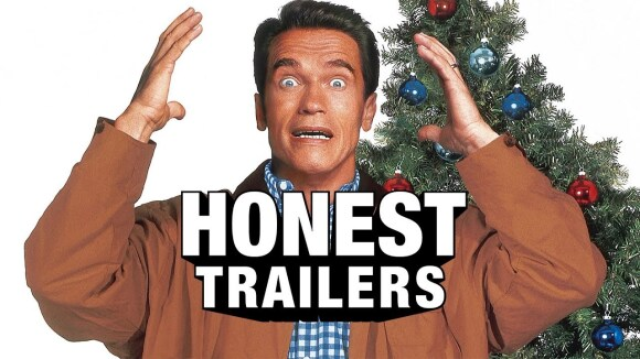 ScreenJunkies - Honest trailers | jingle all the way