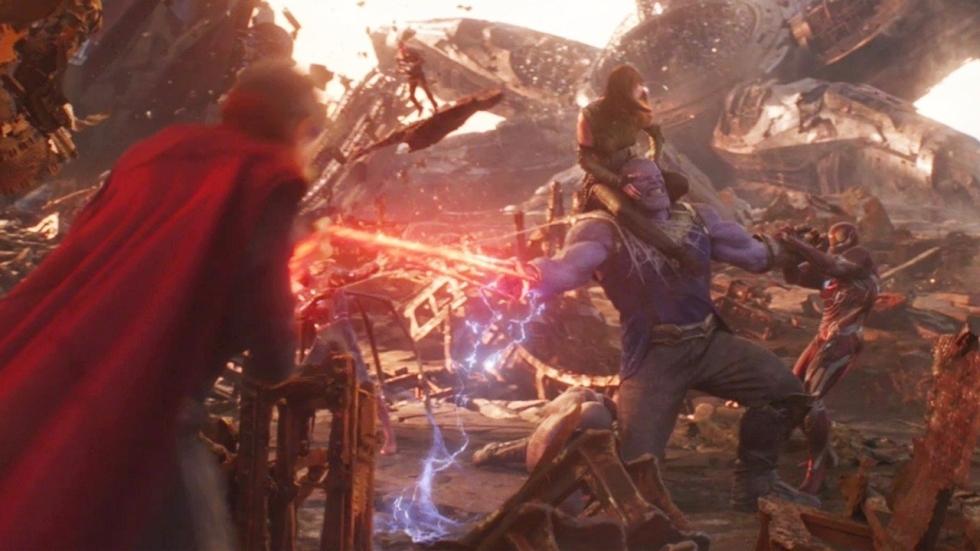Verwijderde scène Spider-Man en Doctor Strange uit 'Avengers: Infinity War'