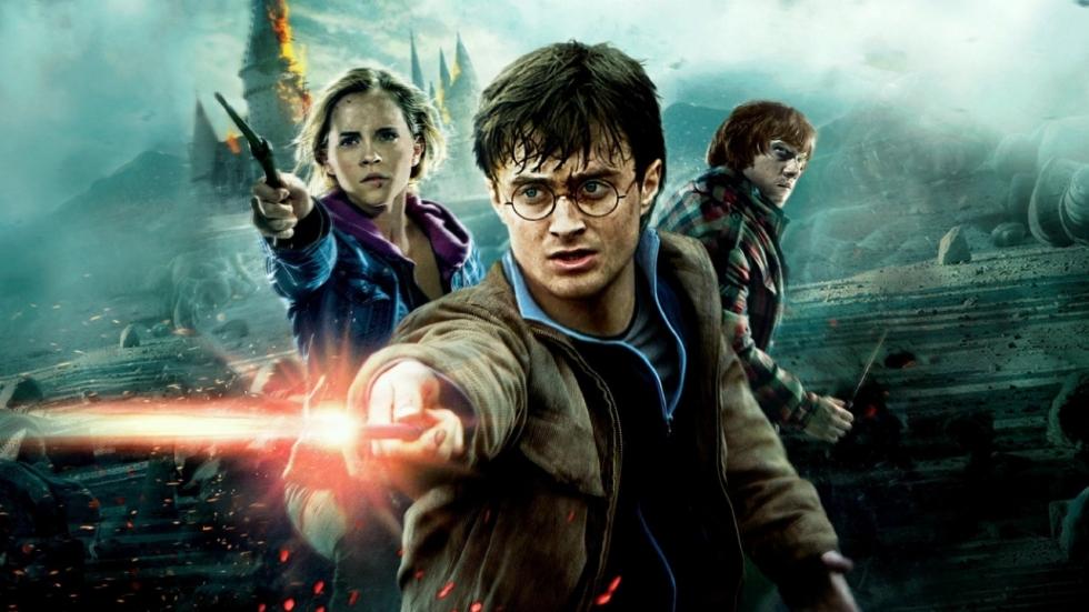 Alle Harry Potter-films komen eindelijk naar Netflix!
