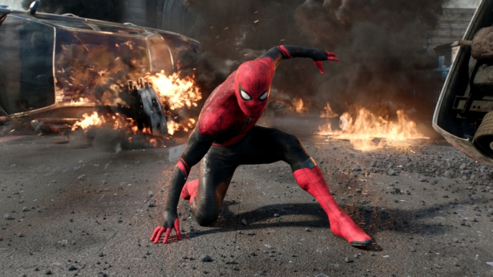 Blu-ray review 'Spider-Man: Far From Home' en alle andere Spider-Man films!