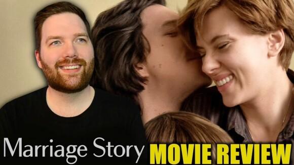 Chris Stuckmann - Marriage story - movie review