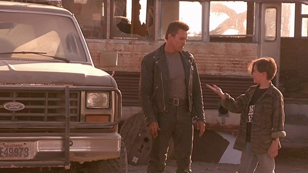 Alternatief einde van 'Terminator 2' betekende het einde van de franchise
