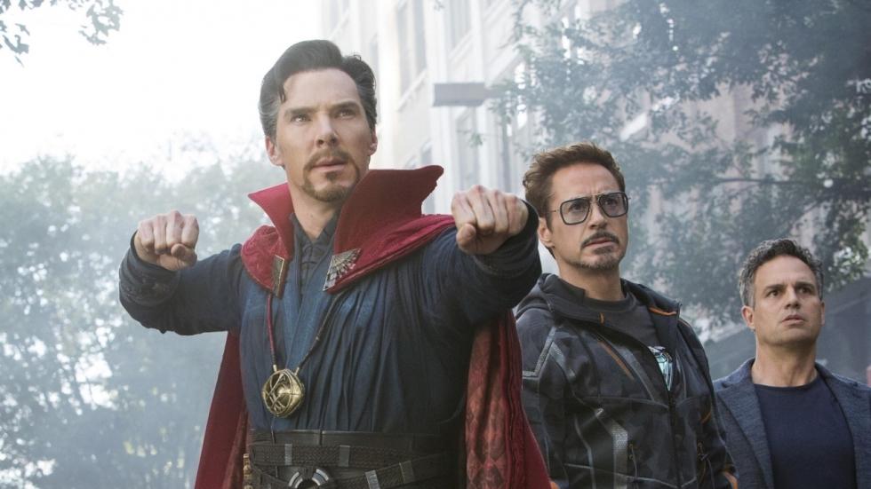 Bizar monster uit 'Avengers: Infinity War' onthuld