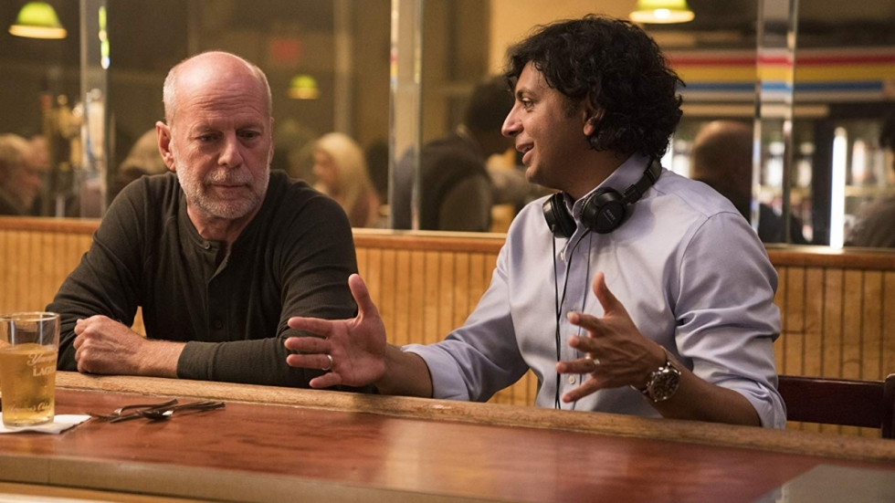"M. Night Shyamalan over nieuwe films: ""Donker en raar"""