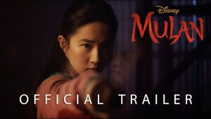 Mulan (2020) video/trailer