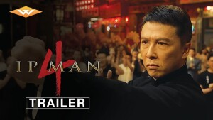 Yip Man 4 (2019) video/trailer