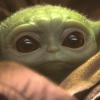 Zie Baby Yoda als gevaarlijk Gremlin-monster!