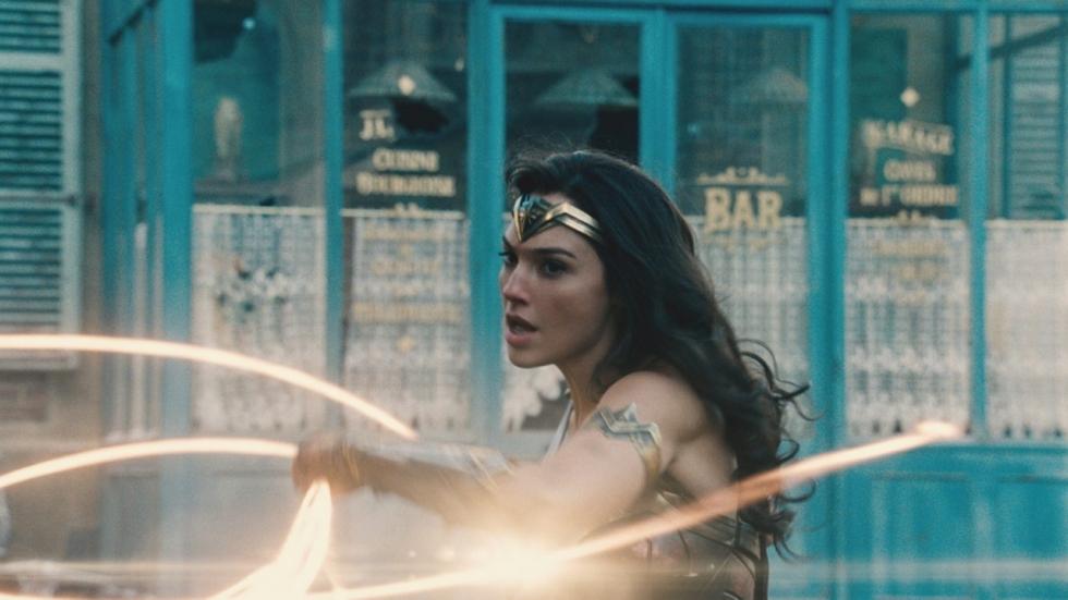Eerste beelden 'Wonder Woman 1984'!