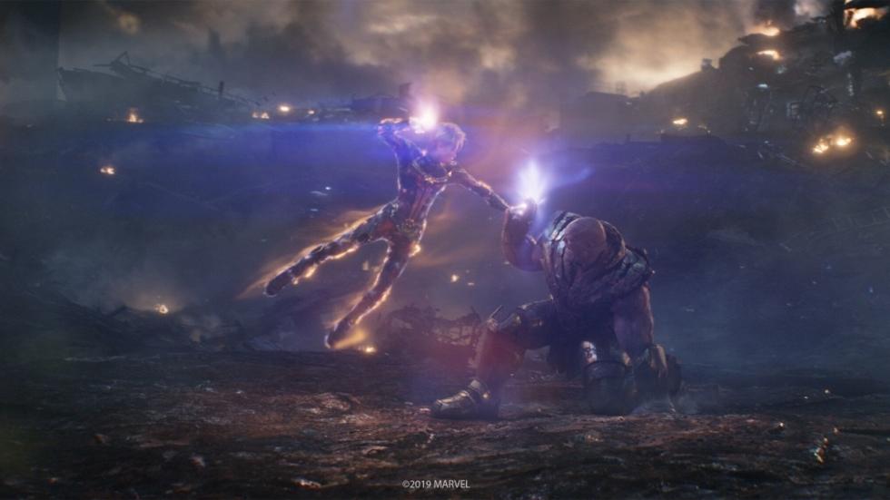 Meeste filmfouten dit jaar in 'Avengers: Endgame' en 'Captain Marvel'