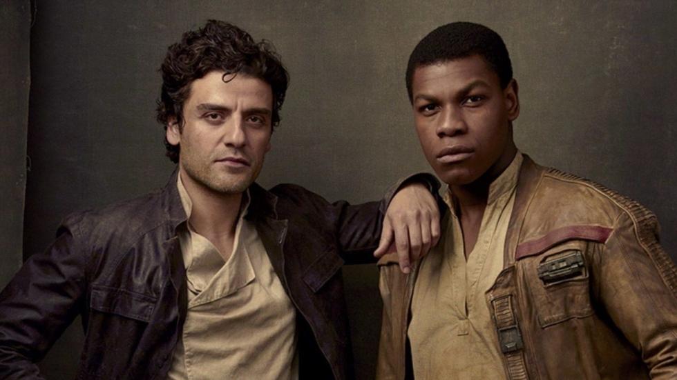 Duiken 'Star Wars'-helden Finn en Poe samen het bed in?