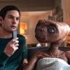 Aangehouden 'E.T.'-acteur probeert politie to foppen met 'urinemonster uit het toilet'