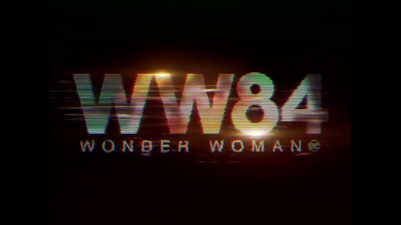 Wonder Woman 1984 trailer preview