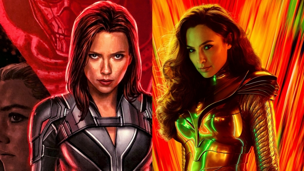 'Wonder Woman' vs 'Black Widow': wie is jouw favoriet?