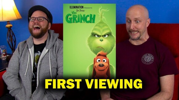 Channel Awesome - The grinch (2018) - first viewing