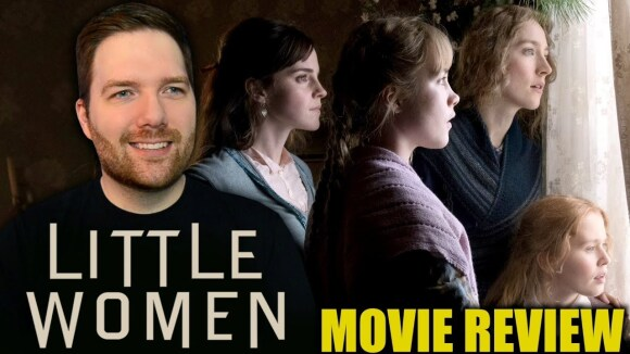 Chris Stuckmann - Little women - movie review