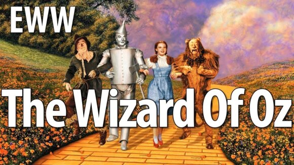 CinemaSins - Everything wrong with the wizard of oz